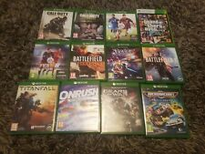 Job Lot Of Xbox One Games
