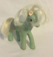 My Little Pony Fancy Flower G1 1989 Vintage MLP Year 7 Sweetheart Sister Rare