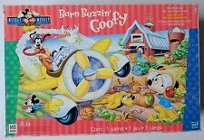 Disney Barn Buzzin Goofy Game Variation of Loopin' Louie Motorized Game 1999 MB