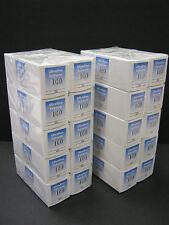 20 Rolls Ultrafine Xtreme Black & White 120 Film ISO 100 B & W FRESH 2021 Dating