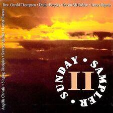 $3Off2+ CD SEALED NEW Sunday Sampler Vol. 2