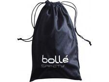Bolle ETUIFS black microfibre storage bag / pouch - spectacles / glasses 190x100