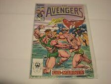 Avengers #262 (1st Series 1962) Marvel Comics VF/NM