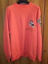ICEBERG vintage felpa sweater pullover sweatshirt panda