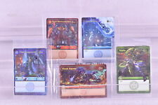 20 Bakugan Promotional Pack Ability Cards includes 3 Characters & 2 Power Up