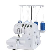 Brother Overlock Machine 2104D (3 Year Warranty) + 3 FREE FEET INCLUDED (RRP£80)