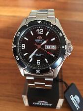 New! XL Orient mako 2 II faa02001b3 Automatic watch automático señores submarinista reloj