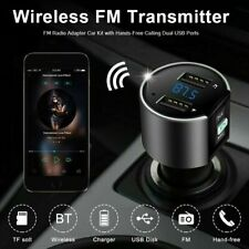 FM Transmitter-Bluetooth Car 2USB Charger MP3 Player Handsfree Radio Adapter Kit