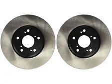 Rear Rotors Front Stoptech Premium Casting Rotors 2015-2019 WRX