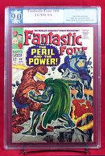 FANTASTIC FOUR #60 (Marvel 1967) PGX 9.0 VF/NM Very Fine/Near/Mint DOOM v THING!