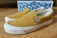 778b6f62458 Color  Yellow. Vans Vault OG Classic Slip On LX Honey Mustard 8 NEW