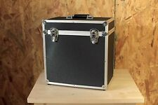 "Quality LP Vinyl Case for 60 12"" Records Lockable, Padded, Awesome! Box"