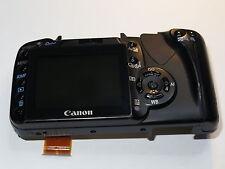 Canon EOS 400D (Rebel XTi / Kiss Digital X) Rear Cover With LCD Repair