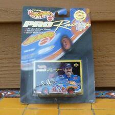 1997 Hot Wheels PRO Racing #44 Kyle Petty Pontiac Grand Prix 1:64 Scale w/Card