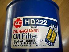 AC  HD222 Transmission Oil Filter Part # 25010543