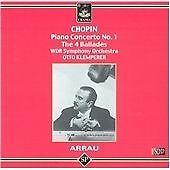 Piano Concerto 1 - 4, Ballades (Klemperer, Wdr So Cologne) CD (2005)
