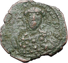 Constantine X  Ducas 1059AD Large Ancient Byzantine Coin JESUS CHRIST i48299