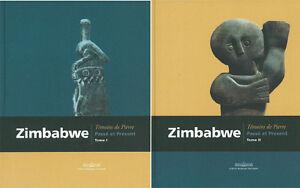 Zimbabwe : Témoins de pierre, passé et présent - 2 volumes