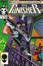 The Punisher Vol. 2 #1  (1987) Marvel Comics < NM >  Mike Baron & Klaus Janson
