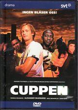 DVD Schweden : CUPPEN, Alexander Skarsgård, schwedisch, svenska, 2006, RAR