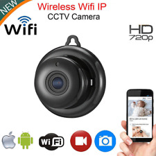 TELECAMERA IP CAMERA HD 720P WIRELESS Spy IR LAN MOTORIZZATA WIFI RETE INTERNET