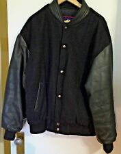 NHL Jacket XL Size ALL STAR Weekend Wool Leather Varsity Ltd Ed 275 Toronto