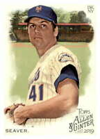 2019 Topps Allen & Ginter #394 Tom Seaver New York Mets