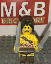 Lego Serien Minifigur Barbar aus Serie 11