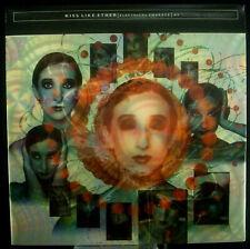 "12 "" -maxi Claudia Brücken - Kiss Like Ether (Electrical Embrace), NM"