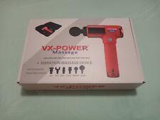 Vx-Power Massage Gun