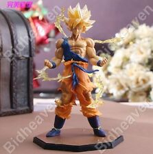 17cm Dragon Ball Z Super Saiyan Son Goku Gokou Boxed PVC Action Figure Model Toy