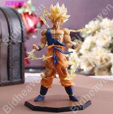 17cm Dragon Ball Z Super Saiyan Son Goku Gokou Boxed PVC Action Figure Model Toy