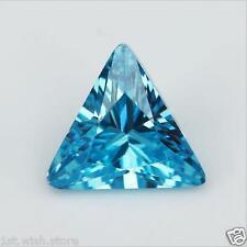 Unheated 3.79 Cts Natural Mined Sri-Lanka Sapphire 9mmx9mm Triangle Cut VVS Gem