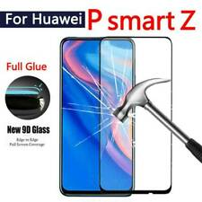 For Huawei P Smart Z 2PCS Full 3D Tempered Glass Screen Protector Cover