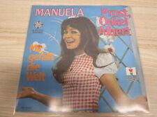 Single /  Manuela – Prost, Onkel Albert     /  DE  PRESS / RAR /