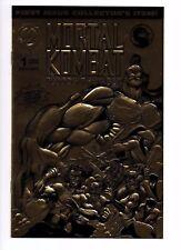 Mortal Kombat Blood & Thunder #1 Gold Limited Edition (Malibu Comics, 1994)