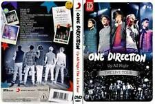 One Direction: Up All Night- The Live Tour (DVD), Region: ALL, Like new