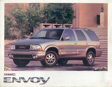 GMC Envoy Prospekt CDN 1997 brochure Auto PKWs Autoprospekt Broschüre Amerika