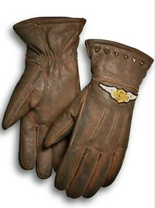 Harley-Davidson Women's Element Leather Gloves