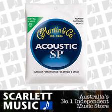 Martin Acoustic Guitar & Bass Strings