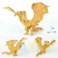 Movie Godzilla: King of the Monsters King Ghidorah PVC Figure Model New