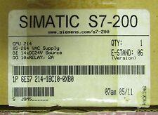 SIEMENS 6ES7 214 1BC10 0XB0 Simatic S7-200 CPU 214 Module