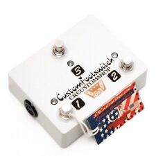 CR® CUSTOM 3 BUTTON FOOTSWITCH FOR MESA BOOGIE EXPRESS AMPLIFIERS HANDWIRED USA