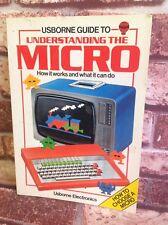 Understanding The Micro USBORNE VINTAGE COMPUTING Microcomputer COMPUTER Book