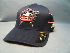 promo code 3a44e b7ace Columbus Blue Jackets NHL 2017 adidas Official Draft Day Cap S m