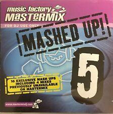 Mastermix Mashed Up! Mixes Vol.5
