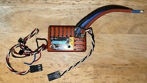 Novak Speed Controller - Cyclone - Programmable  - Losi - Associated - Kyosho
