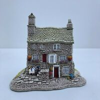 LILLIPUT LANE - THE CHOCOLATE HOUSE - 632 - CUMBRIA ENGLAND - BOXED WITH DEEDS