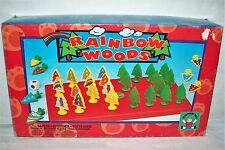 Discovery Toys ©1995 RAINBOW WOODS Game COMPLETE