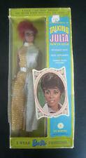 1968 TALKING JULIA Barbie Doll Vintage 1960's rare new Diahann Carroll